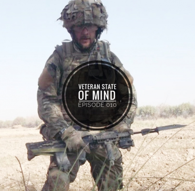 Veteran State of Mind, Episode 010: the soldier's mind, with Sean Jones MC