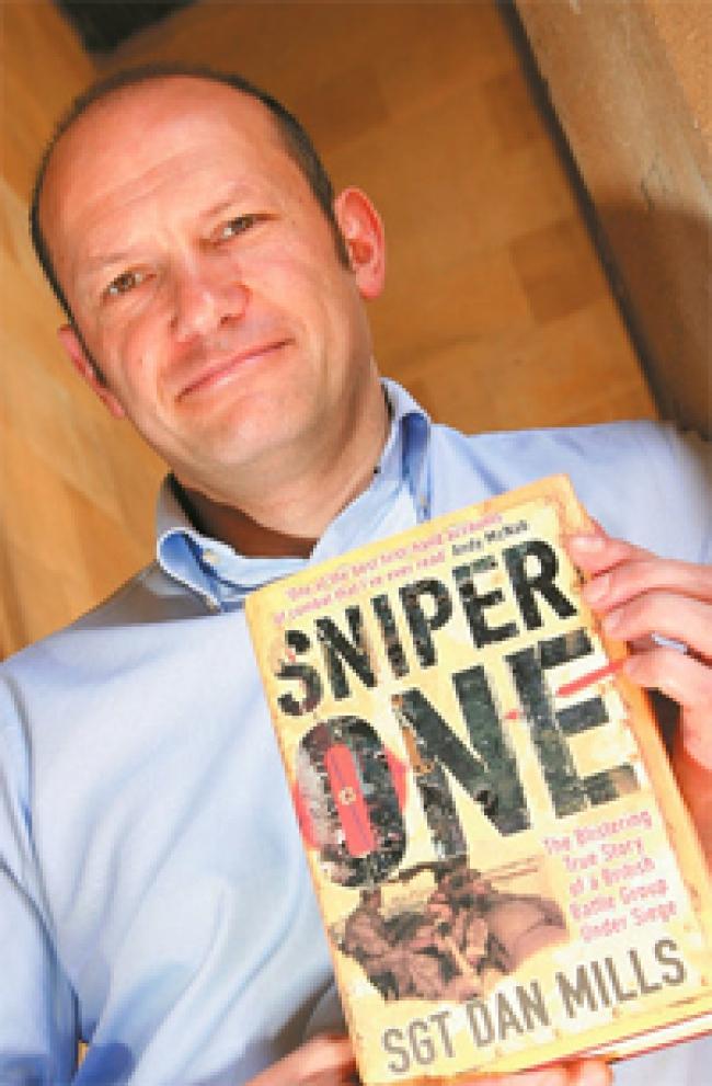 Episode 085: Sniper One, with Dan Mills