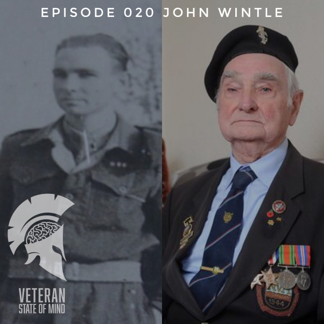 D-Day 75, with John Wintle
