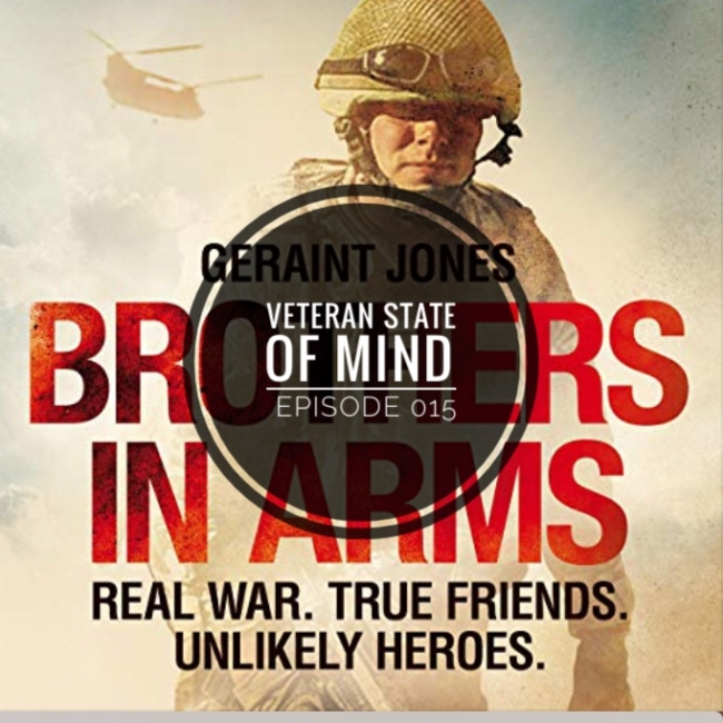 Episode 015: Brothers In Arms book launch special