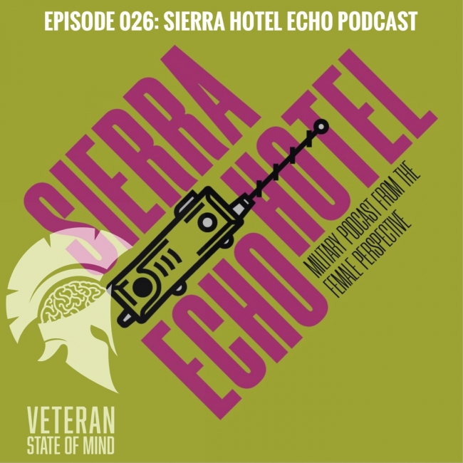 Episode 026: A female perspective,with Kait and Jess of the Sierra Hotel Echo Podcast
