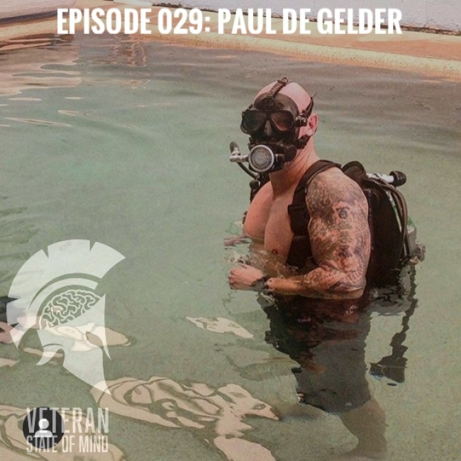 Episode 029: Practice your happiness, with Paul De Gelder