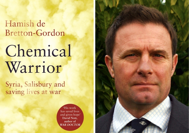 Episode 079: Chemical Warrior, with Hamish de Bretton-Gordon