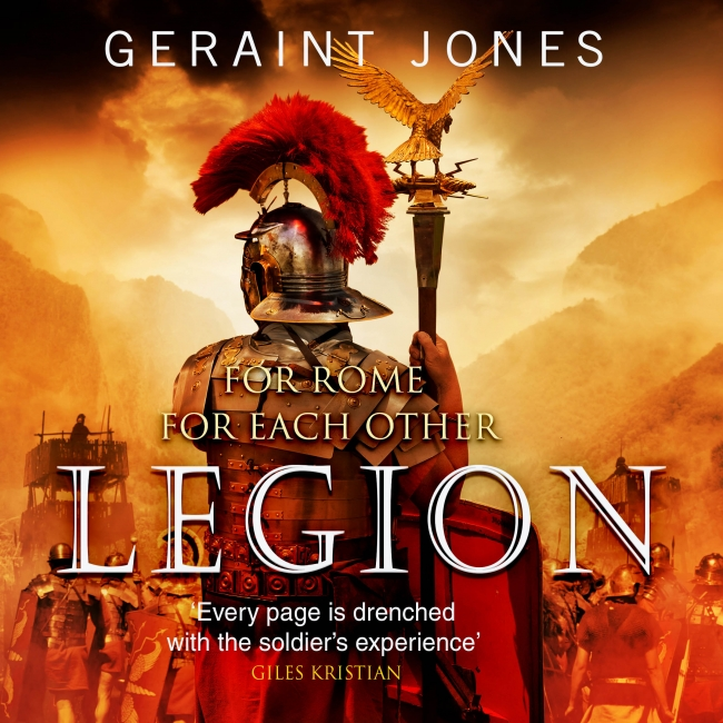 Episode 128: Legion, by Geraint Jones